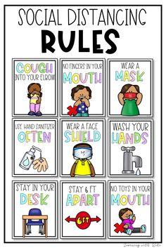 Classroom Posters, Preschool Classroom, Future Classroom, Classroom Ideas, Classroom Organization, Classroom Management, School Closures, School Signs, Social Emotional Learning