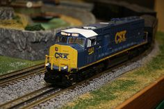 ... heard someone mention a model train exhibit in crossville of course