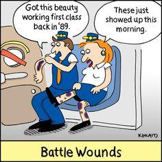 Flight Attendants Archives - Jetlagged Comic