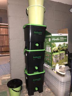Våra 8 bästa vintertips för Bokashi | bokashi.se Garden Arbor, Garden Plants, Garden Solutions, Green Rooms, Garden Inspiration, Outdoor Gardens, Gardening, Composting, Blog