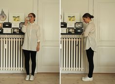 Outfit: new stripes