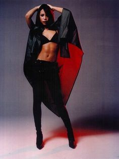 Aaliyah - Aaliyah Photo (20081910) - Fanpop