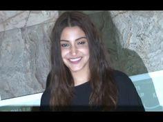 Anushka Sharma at special screening of Kapoor & Sons movie.