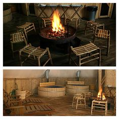 Inipi Teepee Spa next to Nuuksio National Park. Only 30 minutes from Helsinki!