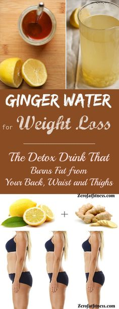 Ginger Water for Weight Loss: The Detox Drink That Burns Fat from Your Back, Wai. Ginger Water for Weight Loss: The Detox Drink That Burns Fat from Your Back, Wai. Weight Loss Meals, Weight Loss Water, Quick Weight Loss Tips, Weight Loss Drinks, Healthy Weight Loss, How To Lose Weight Fast, Losing Weight, Lose Fat, Reduce Weight