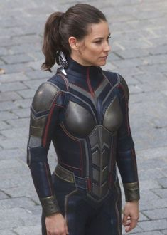 The wasp #marvel #Thewasp
