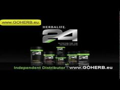 Herbalife 24 - Nutrition for the 24 Hour Athlete  http://www.goherb.eu contact your HERBALIFE INDEPENDENT DISTRIBUTOR