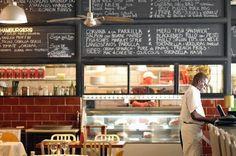 "My favorite restaurant in Panama City, Panama, ""Market"""