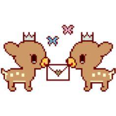 23 Best Kawaii Pixel Animals Images Pixel Art 8 Bit