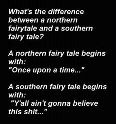 A Northern and Southern Fairy Tale