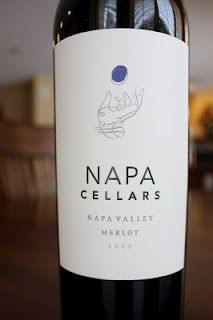 Napa Cellars Merlot 2009 - A Napa Valley Merlot That Will Make You Forget About Over-Priced Pinot Noir. $16
