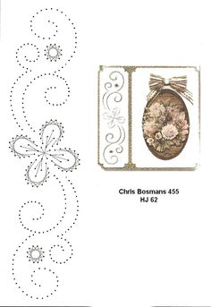 The Latest Trend in Embroidery – Embroidery on Paper - Embroidery Patterns Embroidery Cards, Learn Embroidery, Embroidery Patterns, Card Patterns, Stitch Patterns, Stitching On Paper, Karten Diy, Sewing Cards, String Art Patterns