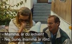 moments i svensk film och tv Right In The Childhood, Movie Quotes, Life Quotes, Music Film, Movie Characters, Movies And Tv Shows, Movie Tv, Haha, Fiction