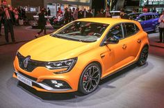 Frankfurt Motor Show 2017 - our star cars : RENAULT MEGANE RS - The 30k-ish hot hatch market has surely never been more competitive - or interesting. Just weeks after being blown away by the new Honda Civic Type R we've got the Renault Megane RS to contemplate. It's power output is dwarfed by that of rivals but four-wheel steer and the golden glow of the previous generation car promise hitherto unseen levels of ride and handling delicacy. Whatever autonomy and electrification brings we can…