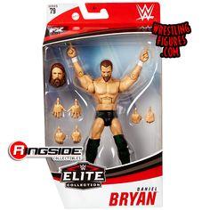 Figuras Wwe, Daniel Bryan Wwe, R Truth, Wwe Toys, Bray Wyatt, Wwe Action Figures, Wwe Elite, 12th Birthday, Wwe Wrestlers