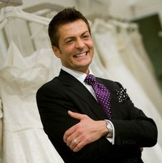"Randy -- Fashion director at Kleinfeld -""Say Yes To The Dress!"""
