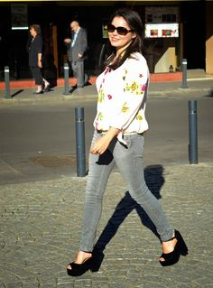 OOTD: How I miss those sunny days #fashionblogger #fashion #blogger #streetstyle