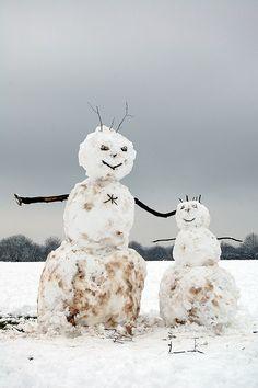 Snow People - Bristol Snow | Flickr - Photo Sharing!