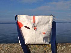 Sailcloth Bag / Sail Bag/   from RoughElement by DaWanda.com