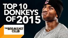 Top 10 Donkey of The Days of 2015 - The Breakfast Club