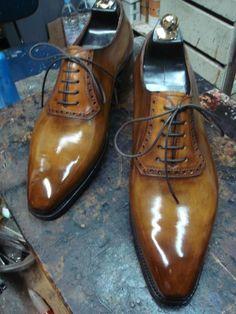The Shoe Snob: Altan Bottier Beauties!!