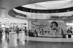 Simpson's Circle, Sherway Gardens in the 70's. I remember a store there called Very Very Terry Jerry. I was going to work there when I grew up.