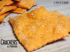 Crackers al Pomodoro Fatti in casa