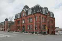 Historic building built in 1878 - Halifax, NS