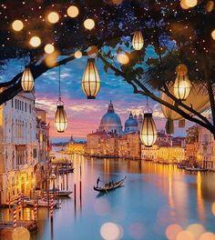 """16 mil Me gusta, 122 comentarios - ITALIA 🇮🇹 (@ig_italia) en Instagram: """"📷 @nois7 📍VeneziaA Venezia non ci sono vie o strade e nemmeno piazze o vicoli. A Venezia ci sono…"""""""