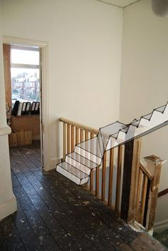 Going Up In The World - Little House On The Corner Loft Conversion Loft Conversion Ensuite, Terraced House Loft Conversion, Loft Conversion Balcony, Bungalow Loft Conversion, Loft Conversion Plans, Loft Conversion Design, Loft Conversions, Loft Conversion With Stairs, Attic Loft