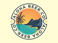 Aloha Beer.co by ikhsan Rahandono