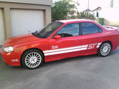 Mondeo ST200
