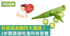 秋葵穩血糖防大腸癌!2步驟直接吃進所有營養