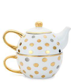 Gold dot teapot http://rstyle.me/n/tvvgan2bn
