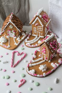 Christmas Diy, Merry Christmas, Xmas, Gingerbread Cookies, Cakes, Baking, Party, House, Yule