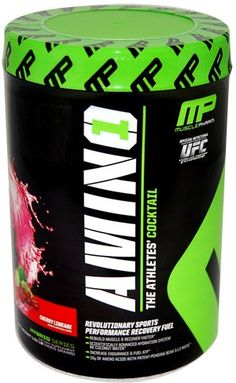 MusclePharm Amino 1 The Athletes Cocktail  (Cherry Limeade, 32 Serv.) - http://www.gainmusclefastnow.com/musclepharm-amino-1-the-athletes-cocktail-cherry-limeade-32-serv/