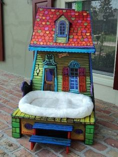 cutest ever pet bed ideas - Google Search