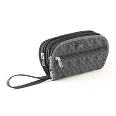Lug Flipper Jewelry Clutch Fog Grey One Size ** Click image to review more details. Note:It is Affiliate Link to Amazon.