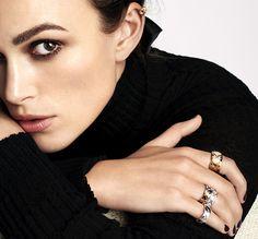 В новинках Chanel Coco Crush появились серьги