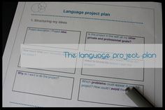 I use a template for planning all my language learning projects. In this post I go trough this template step by step and give some advice for your own project. Love Languages, Need To Know, Thats Not My, Advice, Bullet Journal, Templates, How To Plan, Learning, Projects