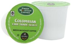 Green Mountain Coffee, Colombian Fair Trade Select K-Cup Portion Pack for Keurig Brewers, 50 count - http://www.freeshippingcoffee.com/k-cups/green-mountain-coffee-colombian-fair-trade-select-k-cup-portion-pack-for-keurig-brewers-50-count-5/ - #K-Cups