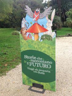 All' Orto Botanico di Roma