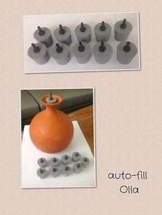 Prototype Auto-fill Ollas Info:www.Ollas.nl
