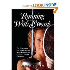 Autobiographical account of Sherraine Schalm.  Sherraine Schalm is headed to her fourth Olympic Games after qualifying for London 2012. She competed for Canada in fencing in Athens 2000, Sydney 2004, and Beijing 2008.  This book was published in 2005 and gives a great account of the jet setting lifestyle of the up and coming fencer.