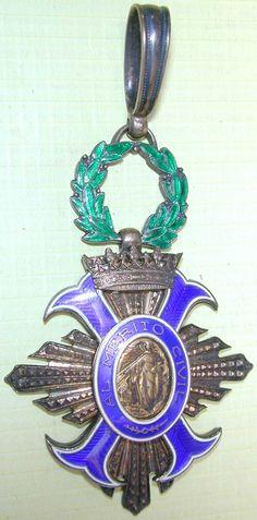 Spanish: Order of Civil Merit