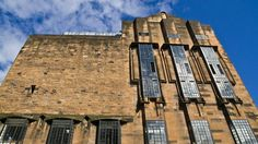 Charles Rennie Mackintosh's Glasgow School of Art has survived a tragic recent fire and remains 'a truly functional work of art', writes Jonathan Glancey.
