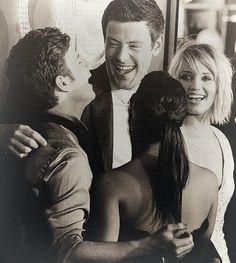 Glee cast ❤ #family