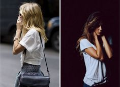 HEY NATALIE JEAN: LET'S TALK ABOUT // SLOUCHY TEES
