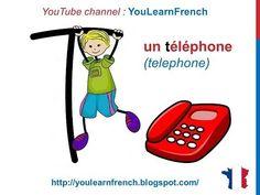 ▶ French Lesson 1 - French Alphabet - L'Alphabet français - Alfabeto francés - Französisch - YouTube