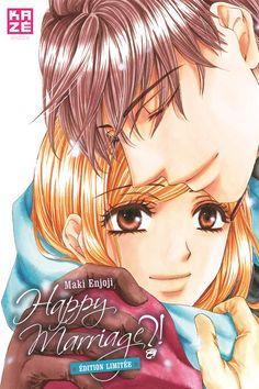 Hapi Mari(Happy Marriage?!) By Maki Enjoji (: